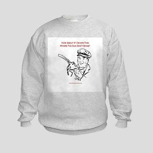 Fill 'Er Up? Kids Sweatshirt