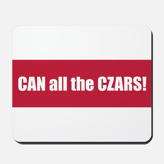 CAN all the CZARS!