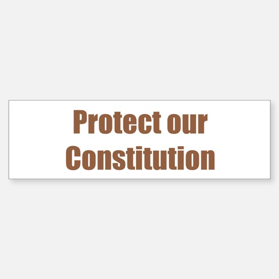 Protect our Constitution