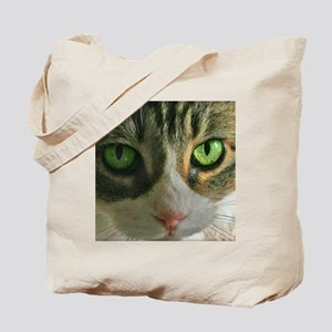 Kitty Eyes Tote Bag