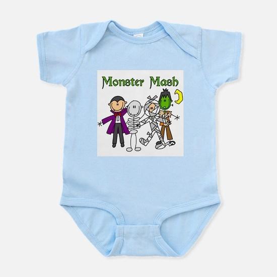 Monster Mash Infant Bodysuit