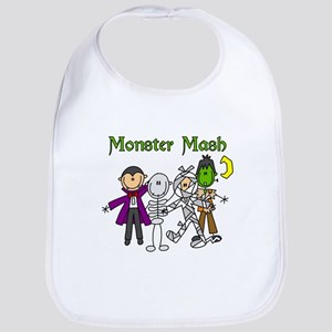 Monster Mash Bib