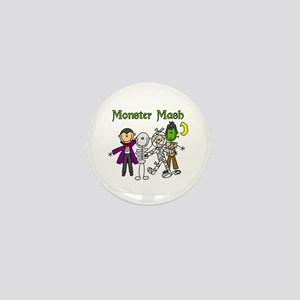 Monster Mash Mini Button