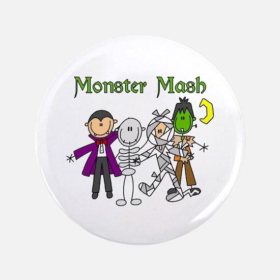 "Monster Mash 3.5"" Button"