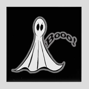 Halloween Ghost Tile Coaster