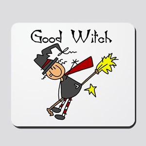 Halloween Good Witch Mousepad