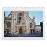 Fluffy's England Calendar