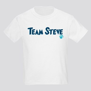 Team Steve Kids T-Shirt