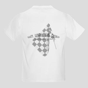 Paws/RACE Kids T-Shirt (Gray Logo)