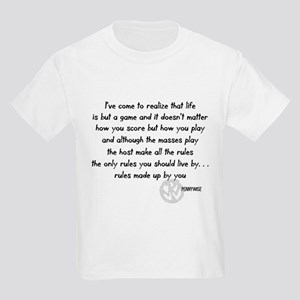 pennywise lyrics 1 Kids Light T-Shirt