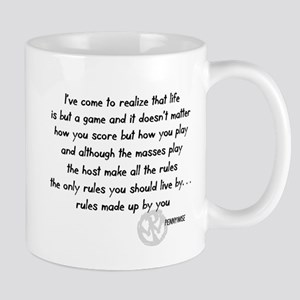 pennywise lyrics 1 Mug