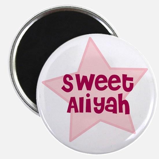 Sweet Aliyah Magnet