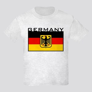 German Flag Kids Light T-Shirt