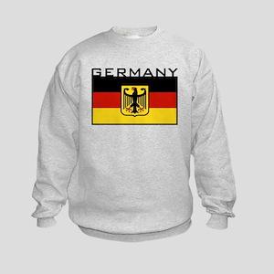 German Flag Kids Sweatshirt