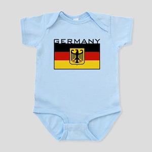 German Flag Infant Bodysuit