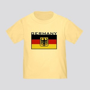 German Flag Toddler T-Shirt