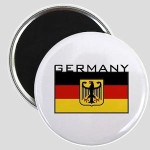 German Flag Magnet
