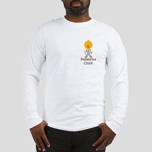Pediatrics Chick Long Sleeve T-Shirt