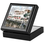 Florida Waterfront Keepsake Box