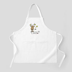 Comet Reindeer BBQ Apron