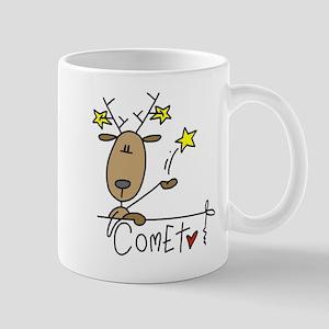 Comet Reindeer Mug