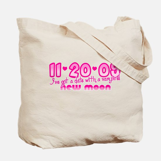 New Moon Edward Tote Bag