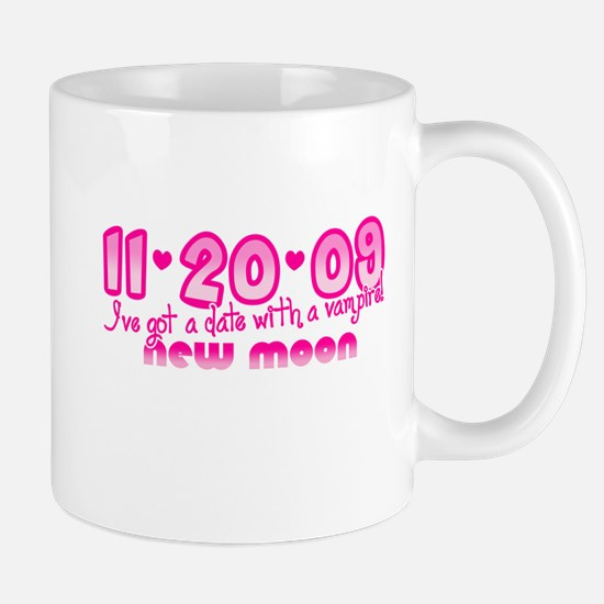 New Moon Edward Mug
