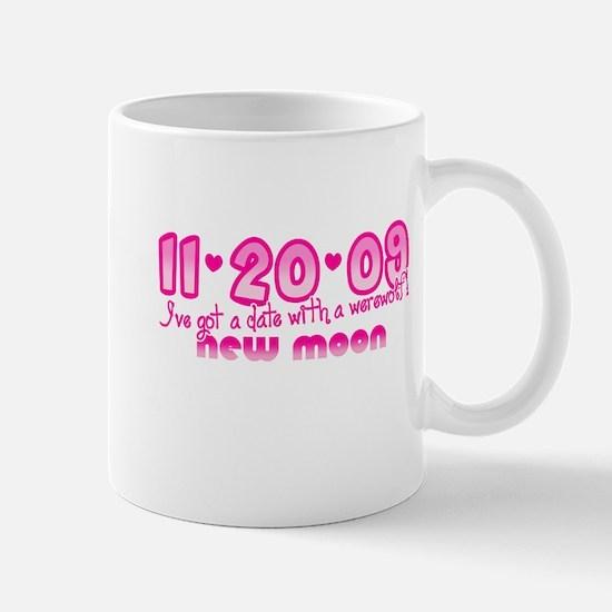 New Moon Jacob Mug