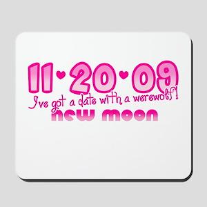 New Moon Jacob Mousepad