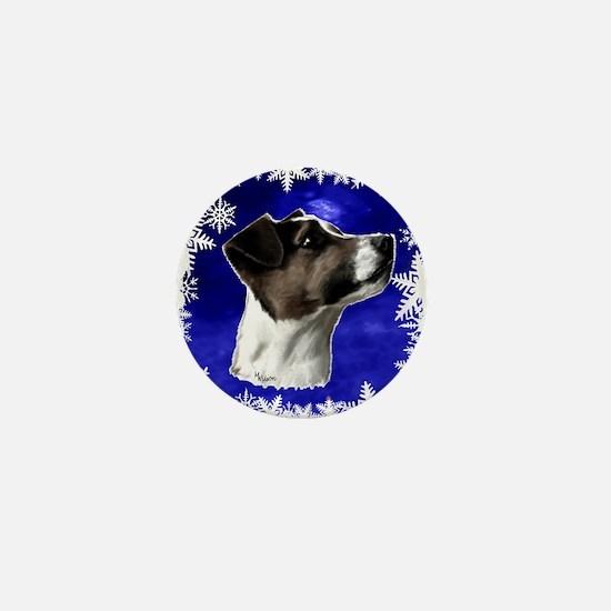 jack russel Mini Button