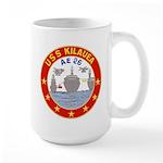 USS Kileuea (AE 26) Large Mug