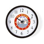 USS Kileuea (AE 26) Wall Clock