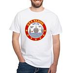 USS Kileuea (AE 26) White T-Shirt
