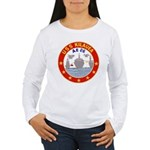 USS Kileuea (AE 26) Women's Long Sleeve T-Shirt