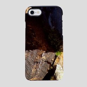 Harvest Moons Petroglyphs iPhone 7 Tough Case