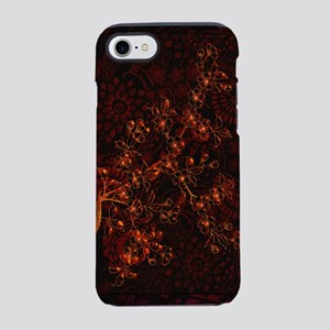 Harvest Moons Cherry Blossoms iPhone 7 Tough Case