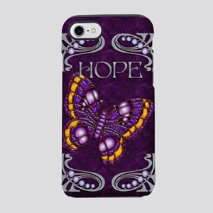 Harvest Moons Hope Butterfly iPhone 7 Tough Case