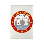 USS Kileuea (AE 26) Rectangle Magnet