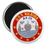 "USS Kileuea (AE 26) 2.25"" Magnet (100 pack)"