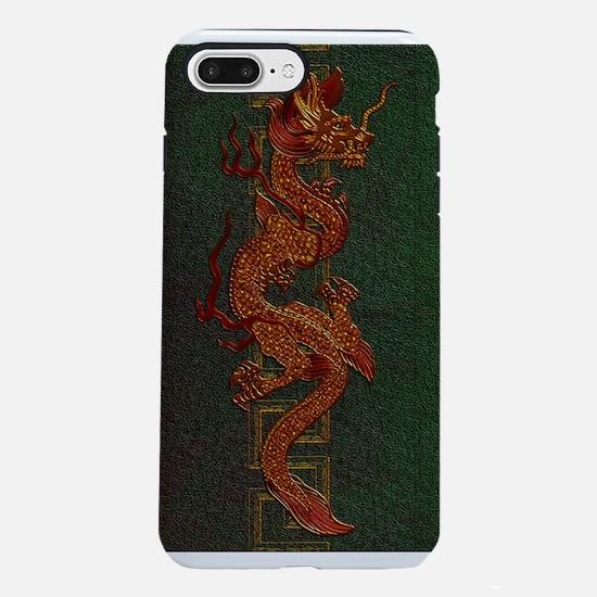 Harvest Moons Red Dragon iPhone 7 Plus Tough Case