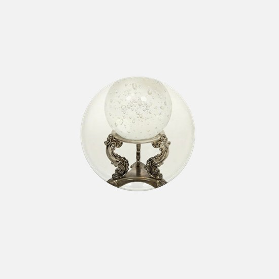 Cute Crystal ball Mini Button