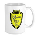USS Anchorage (LSD 36) Large Mug