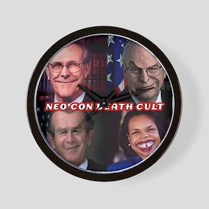 NEO CON DEATH CULT - Wall Clock