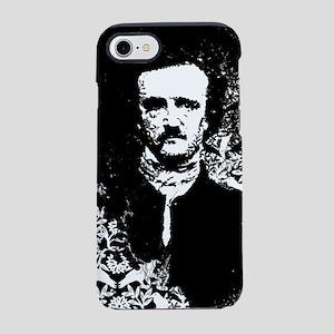 poe-pattern_bk iPhone 7 Tough Case