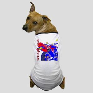 Twilight Road Bella Blue Dog T-Shirt