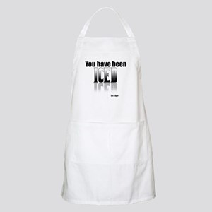You have been Iced BBQ Apron
