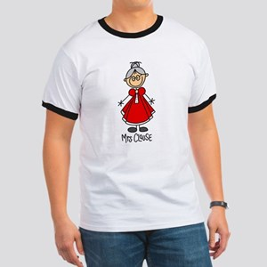Mrs. Santa Claus Ringer T