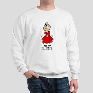 Mrs. Santa Claus Sweatshirt