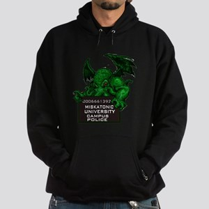 Cthulhu Mugshot Hoodie (dark)