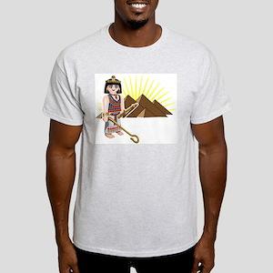 egpytian pyramids sun toy des Light T-Shirt